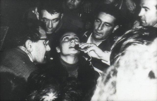 Conchita en éxtasis 18 de Junio 1965.