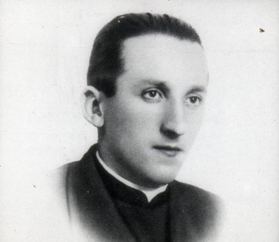 P. Luis María Andreu, S.J.