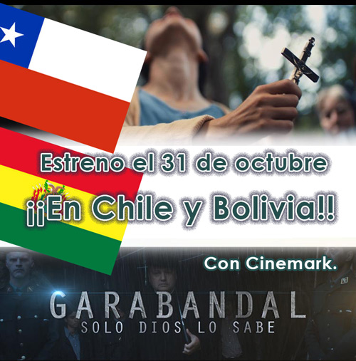 Chile y Bolivia Cartel
